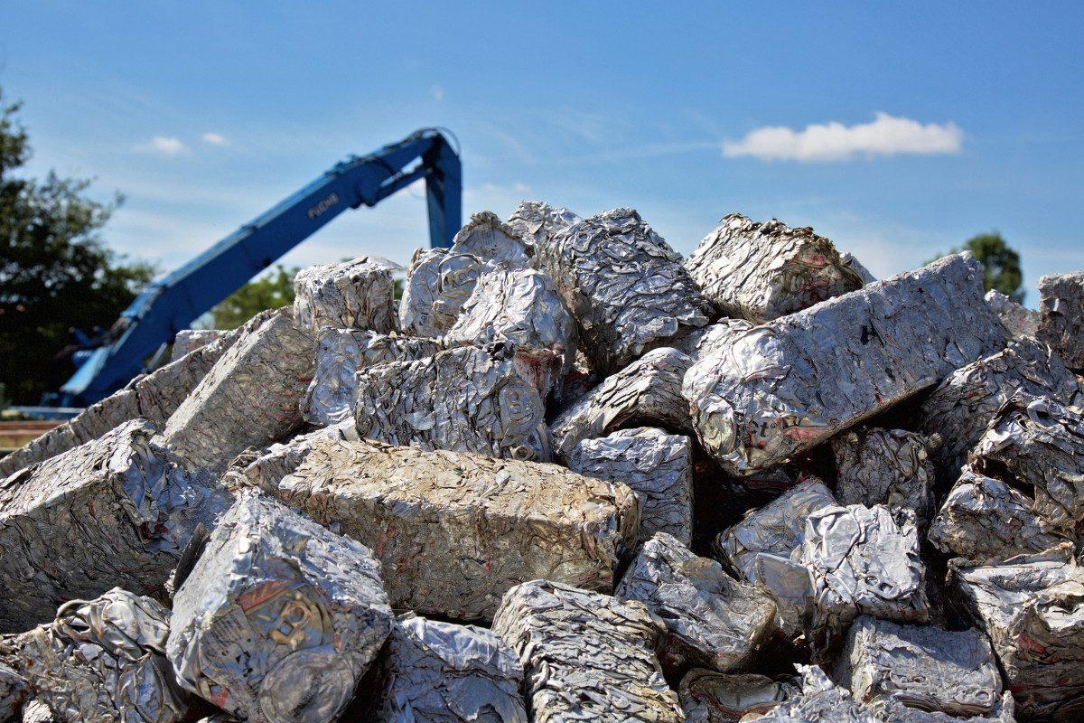 Aluminium Krüger – Alu Pallets